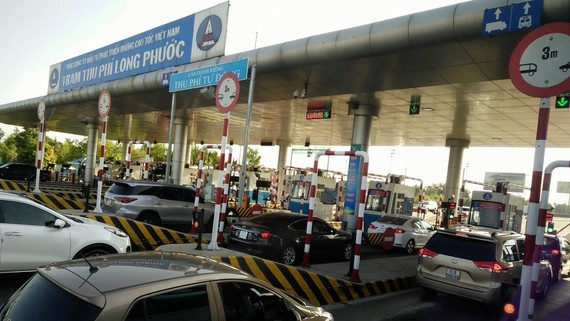 Ministry urges acceleration of electronic non-stop toll collection booths
