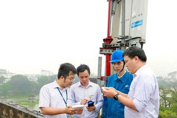 Great potential of 5G development in Vietnam
