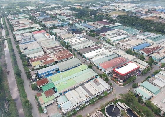 A corner of Le Minh Xuan Industrial Park (Illustrative photo: SGGP)