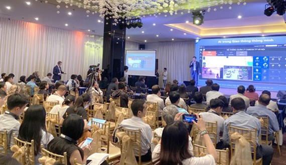 AI programs encourage startups to pay more attention to this aspect to develop HCMC. (Photo: SGGP)