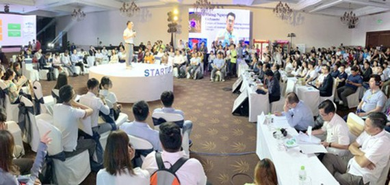 WHISE has become an annual event of HCMC. (Photo: SGGP)