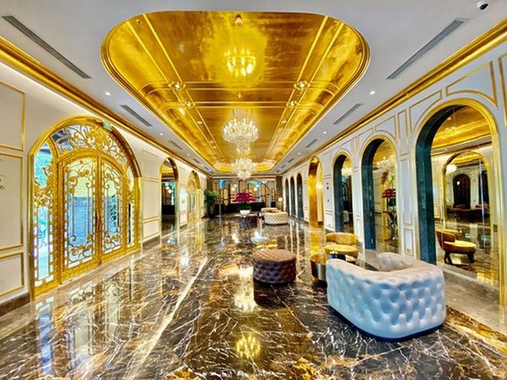 Inside Dolce by Wyndham Hanoi Golden Lake Hotel (Source: vnexpress.net)