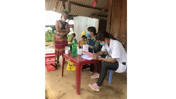 Dak Nong records more cases of diphtheria
