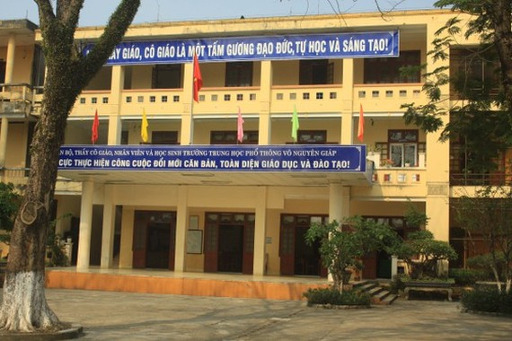 Quang Ngai temporarily stops educational activities amidst fresh Covid-19 cases (Photo: SGGP)
