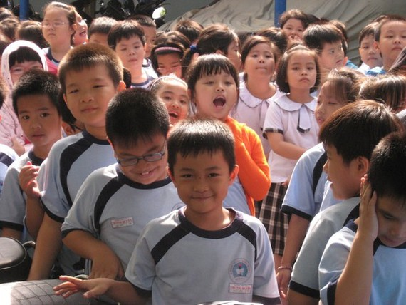 Schools to start new academic year from September 5 (Photo: SGGP)