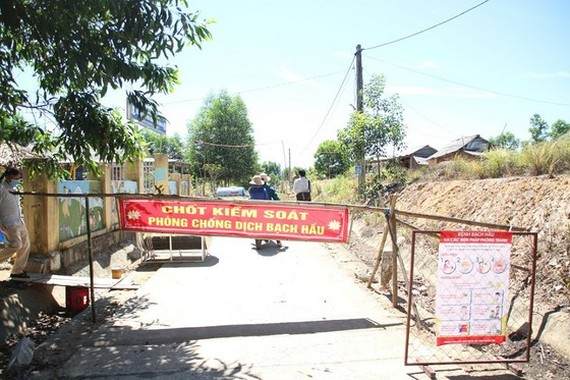 Quang Tri to carry out mass vaccination against diphtheria