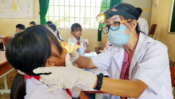 HCMC extends preventive diphtheria measures
