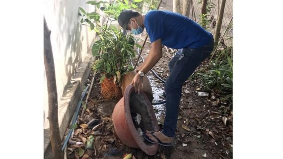 Dengue cases in Binh Duong Province drop