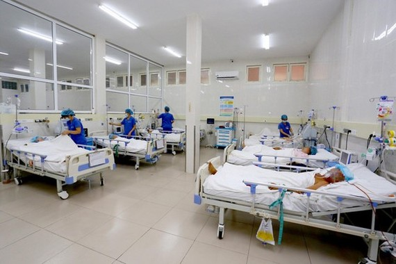 Rise in stroke patients arriving in hospital within one hour in Mekong Delta