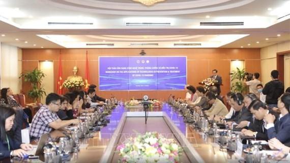 At the seminar  ( Photo: VNA)
