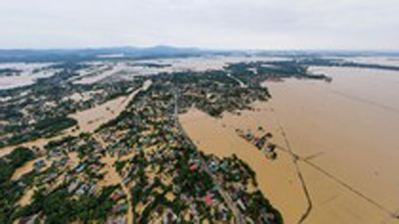 Natural disasters cause 1.5 percent of GDP loss for Vietnam each year