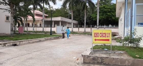 A quarantine ward (Photo: SGGP)