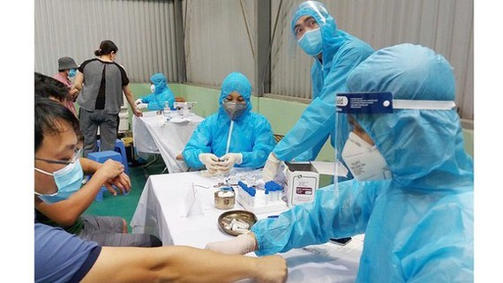 HCMC enhances health quarantine procedure