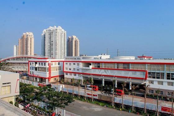 One of international schools running foreign program in HCMC (Photo: SGGP)