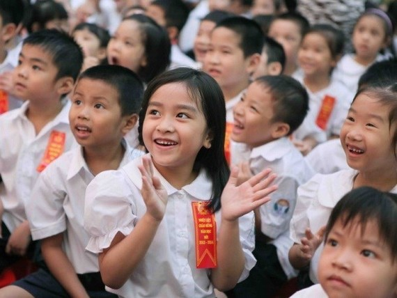 Localities ordered to work harder on child education and protection. - Illustrative image (Photo: VNA)