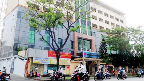 The University of Social Sciences and Humanities under Vietnam National University in HCMC is one of nine school allowed to train journalism students in Vietnam (Photo: SGGP)