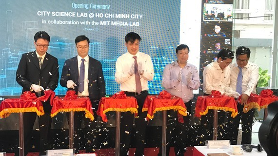 Urban Science Research Laboratory operated in HCMC