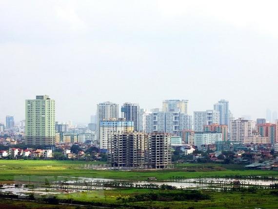 A corner of My Dinh II urban area, Nam Tu Liem district, Hanoi (Source: VNA)
