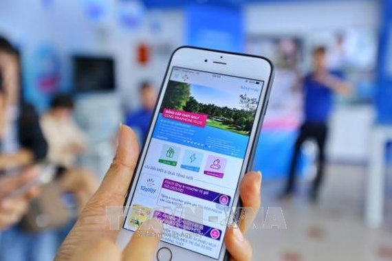 Viettel will trial 5G mobile technology around the country over the next 12 months. (Source: VNA)