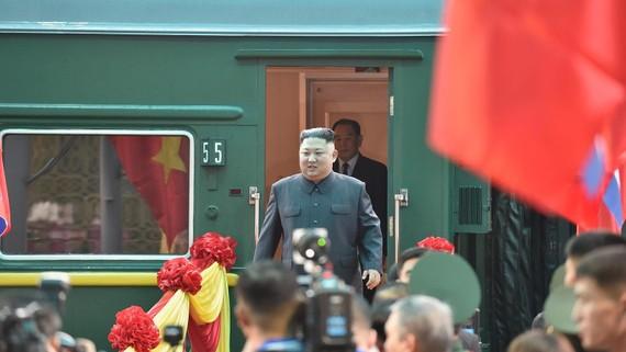 Mr. Kim Yong-un begins first ever visit to Vietnam after US-DPRK summit
