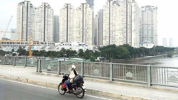 HCMC should be healthy real estate center: city vice chairman