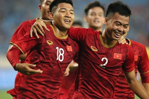 Vietnam is  ranked the first position in Group K.