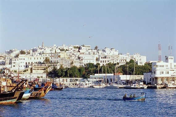 Tangier is a large city in northwestern Morocco. (Photo: TripSavvy)
