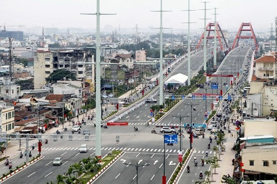 HCMC to spend over VND 227 bln for road management and maintenance