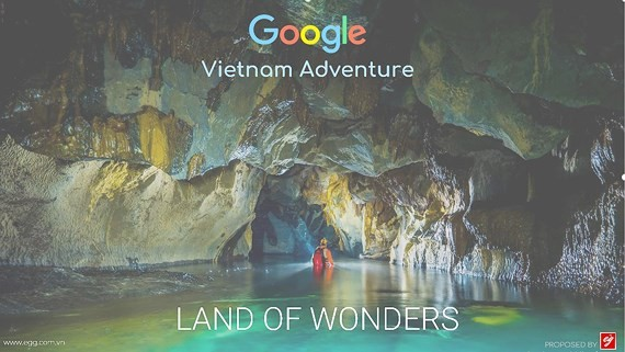 Quang Binh as a partner signs deal with Google to promote tourism