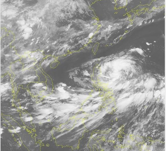 New tropical depression operates in offshore Philippines