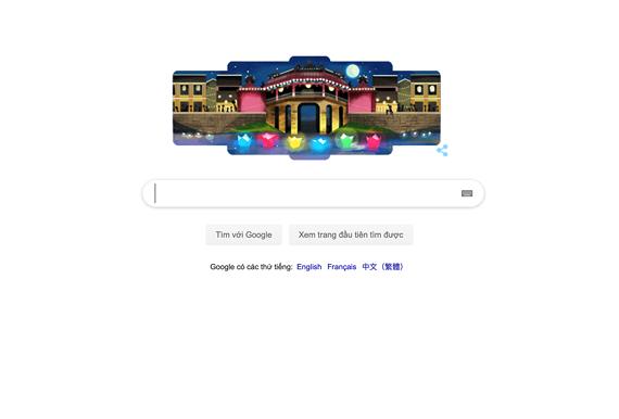 Google Doodles honors Hoi An ancient town