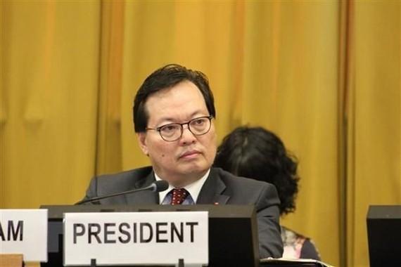 Ambassador Duong Chi Dung (Source: VNA)