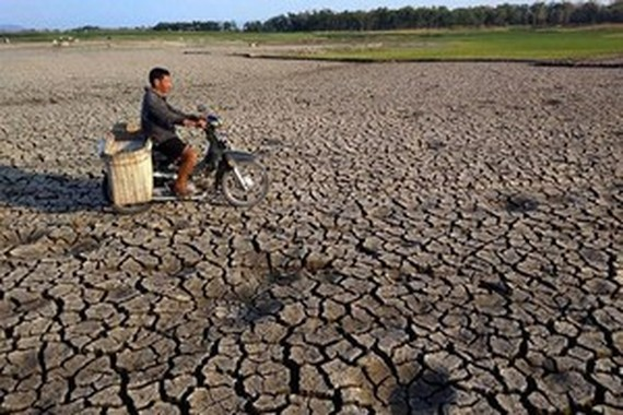 Drought causing saltwater influx in Southern region forecast to come soon