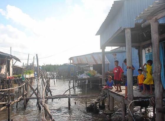 Vam Xoay Estuary is an extreme erosion hotspot of Ca Mau province