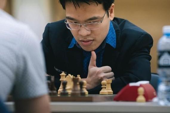 Vietnamese International Grandmaster Le Quang Liem (Photo: fide.com)