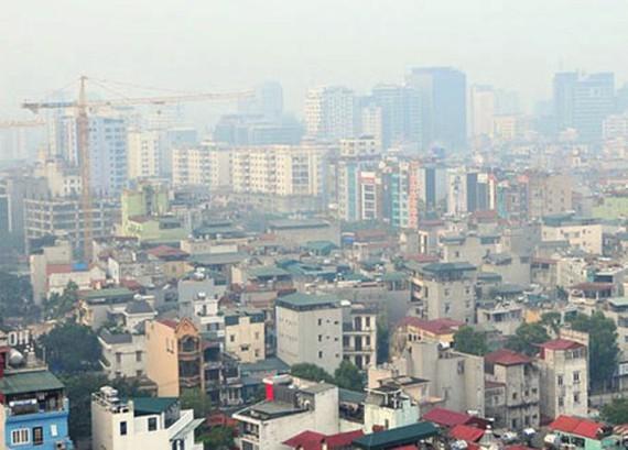 Hanoi has recently braced for heavy air pollution