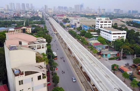 Land price in Hanoi up to nearly VND 188 mln per square meter
