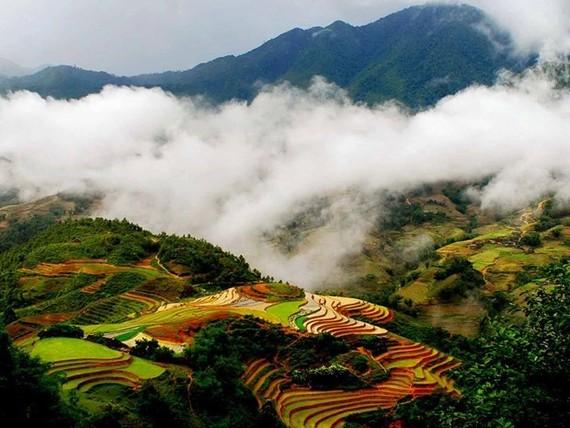 Sa Pa has been a famous tourist destination of Lao Cai. (Photo: sapa.dulichvietnam.vn)