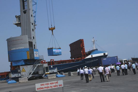 Ha Tinh expected to receive 4 million cargoes via seaport in 2020