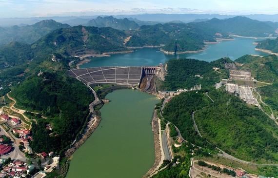Hoa Binh Hydropower Plant (Photo:VNA)