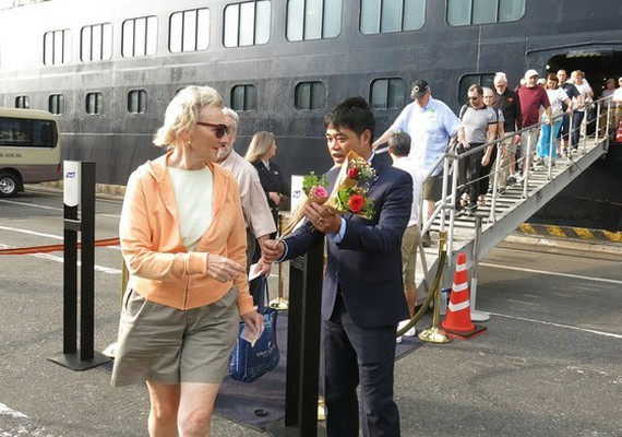 Nearly 2 million int'l arrivals to Vietnam in the first month of 2020