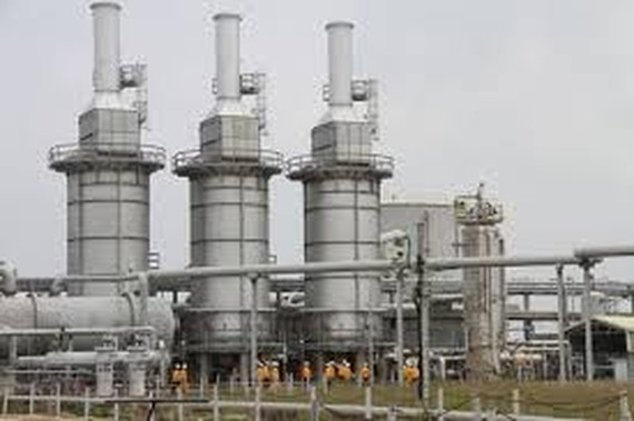 Liquefied natural gas supply projects in Thi Vai ready to operate