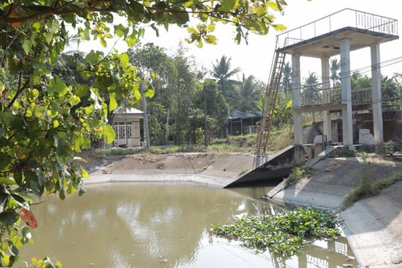 This year's drought, saline intrusion in Mekong Delta are expected to be more serious than same period of 2016