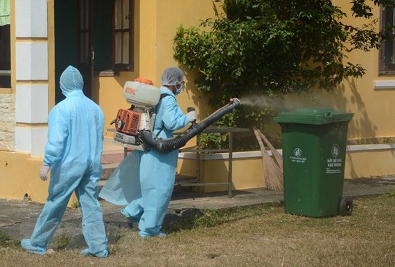 The US Centres for Disease Control and Prevention and Department of Heath and Human Services praise the Vietnamese Government's efforts in the fight against the acute respiratory disease caused by SARS-CoV-2. (Illustrative photo: VNA)