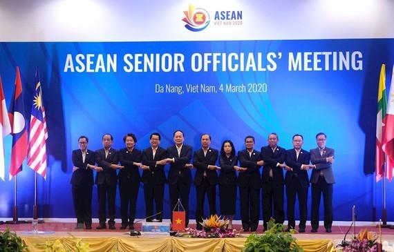 ASEAN Senior Officials' Meeting opens in Da Nang city on March 4 (Photo:VNA)