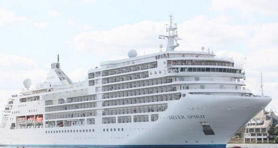 City proposes not to allow passengers on Silver Spirit cruise to anchor on March 13