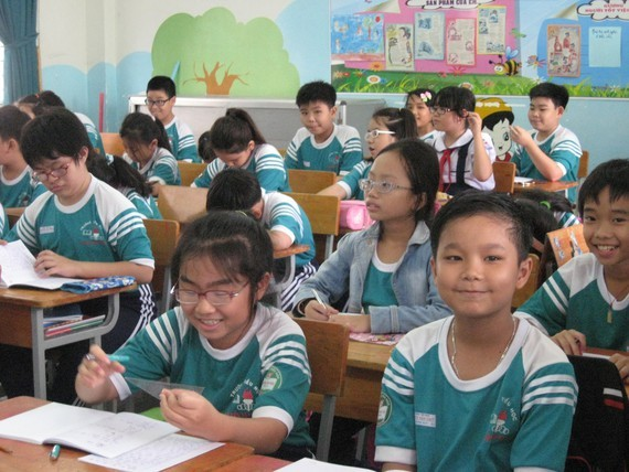 Pupils and students are out of schools until May 3. (Illustrative photo:SGGP)