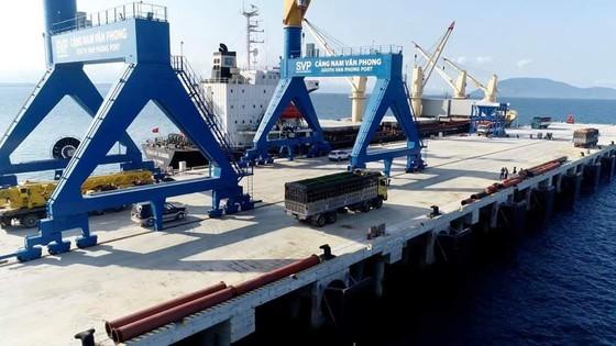 Nam Van Phong General Port put into operation