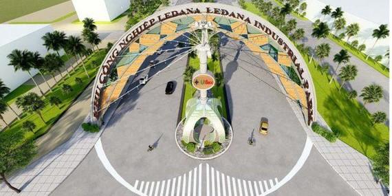 Vietnam invests VND 1.2 trillion in construction of Ledana Industrial Park