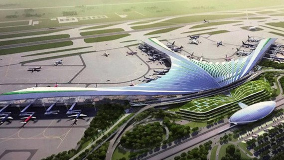 Long Thanh International Airport Project